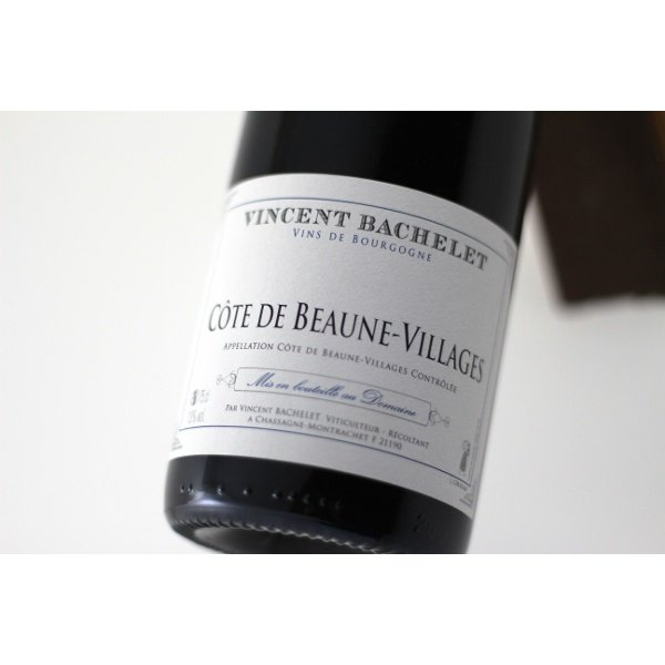 DOMAINE BACHELET VINCENT - COTES DE BEAUNE VILLAGES AOP 2016
