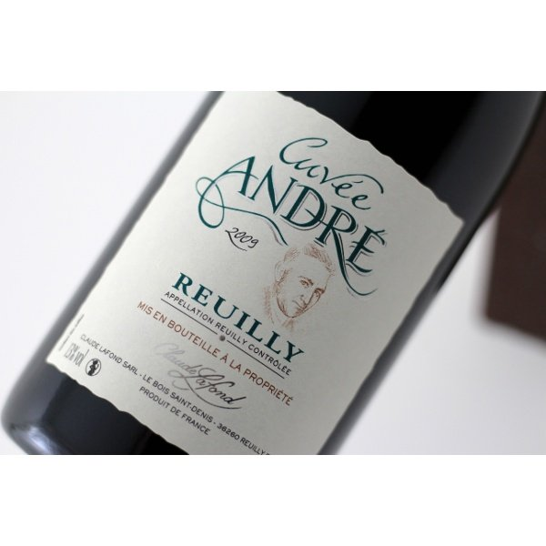DOMAINE CLAUDE LAFOND - REUILLY AOP - CUVEE ANDRE 2009