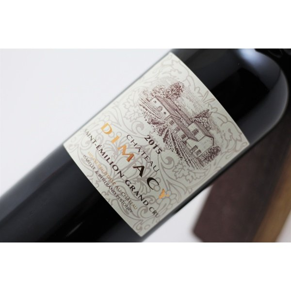 CHATEAU DIMACY - SAINT-EMILION GRAND CRU AOP 2015
